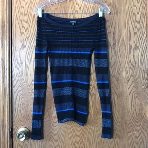 Stripped Express sweater